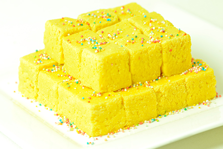 Yellow Barfi