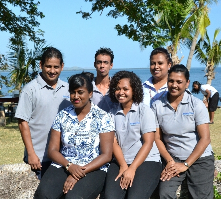 Our Nadi Sweets Cafe Team