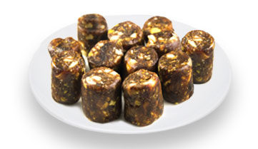 Nuts & Dates Roll